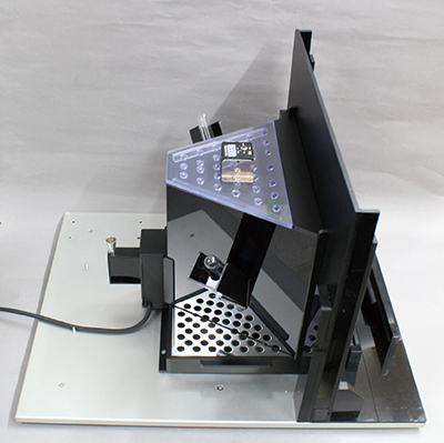 1.Touch panel operant chamber for mouse